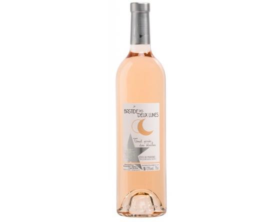 Bastide des Deux Lunes - Côtes de Provence rosé - La Cave du Vigneron Toulon