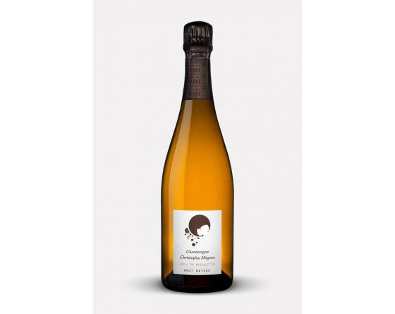 Champagne Christophe Mignon ADN de Meunier brut nature - La Cave du Vigneron Toulon