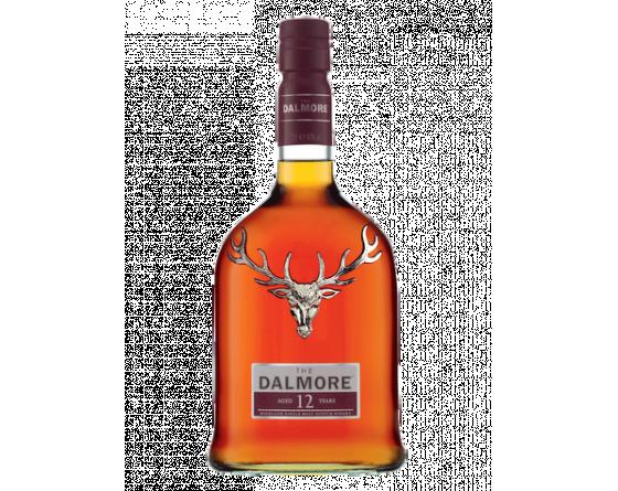 Dalmore 12 ans - Single Malt Scotch Whisky - La Cave du Vigneron Toulon