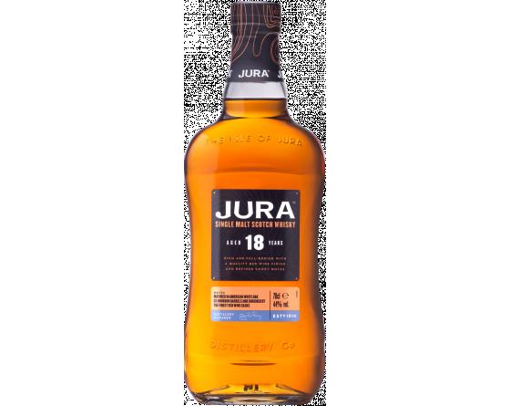 Jura 18 ans - Single Malt Scotch Whisky - La Cave du Vigneron Toulon