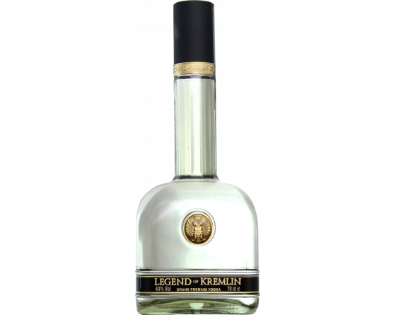 Légende du Kremlin - Vodka Russe de luxe - La Cave du Vigneron