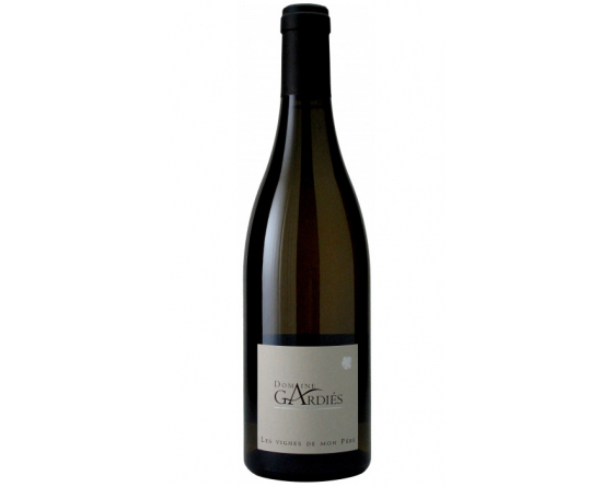 Domaine Gardiés - Les Vignes de Mon Père blanc - La Cave du Vigneron Toulon