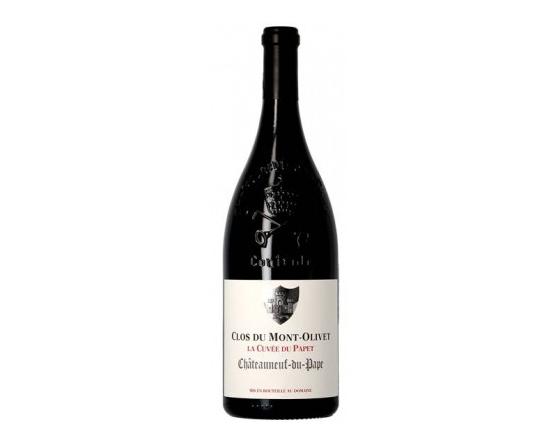Clos du Mont Olivet - Cuvée du Papet - Châteauneuf du Pape rouge 2018 - La Cave du Vigneron Toulon