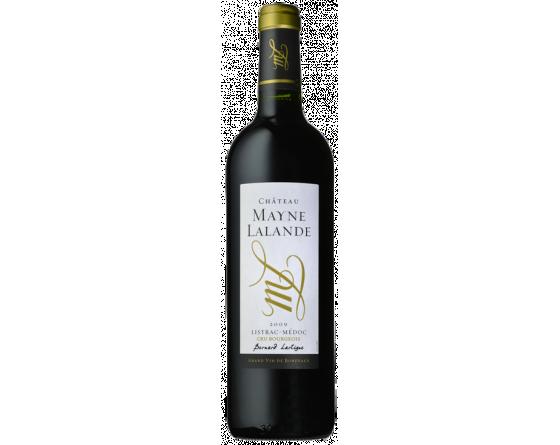 Mayne Lalande - Listrac Médoc - La Cave du Vigneron Toulon