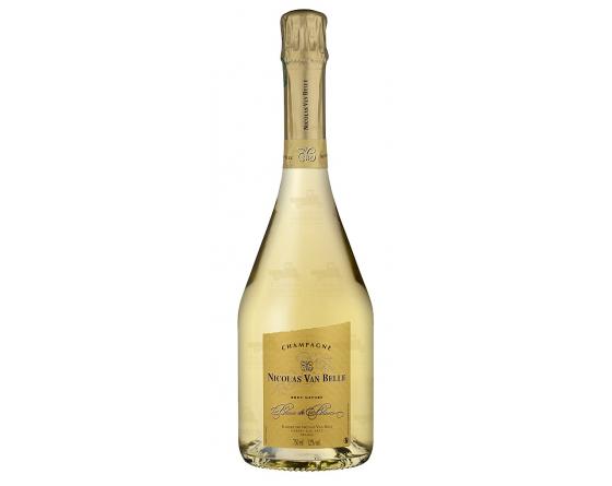 Champagne Nicolas Van Belle - Blanc de Blancs - La Cave du Vigneron Toulon